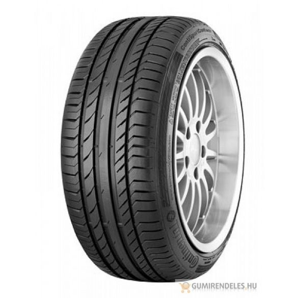 Continental 245/45R18 W SportContact 5 FR silent