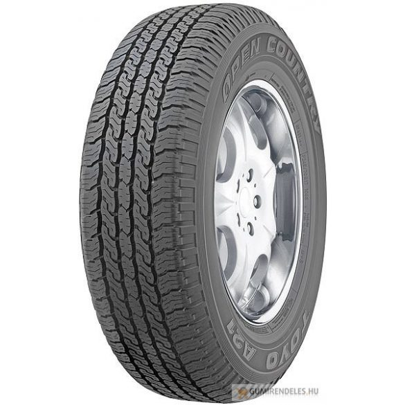 Toyo 245/70R17 S OpenCountry A21