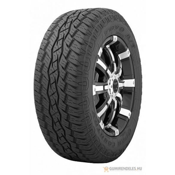 Toyo 285/70R17 S Open Country A/T+