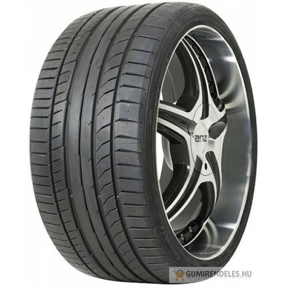 Continental 295/35R21 Y SportContact 5P SUV FRN0